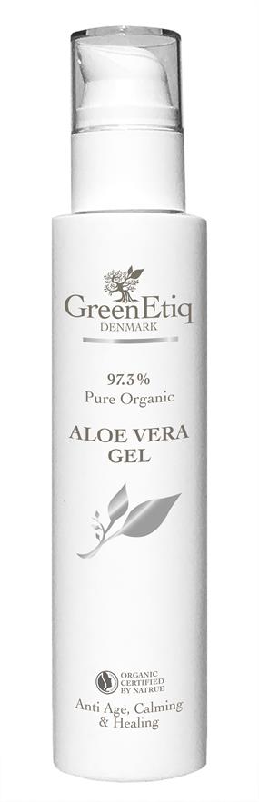 Green Etiq Aloe Vera Gel, 200 ml