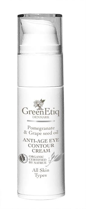 Green Etiq Antiage And Eye Contour Cream , 30 ml