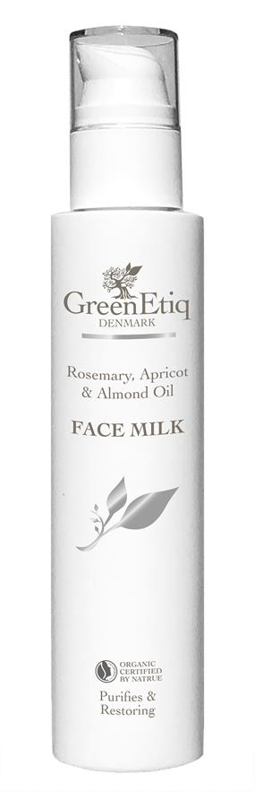 Green Etiq Face Milk, 125 ml