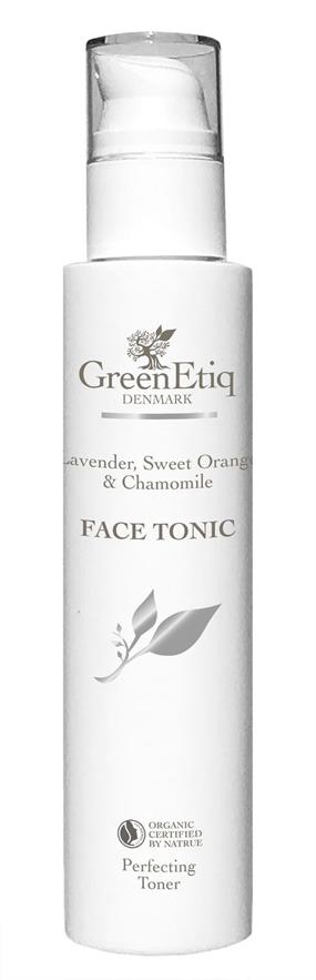 Green Etiq Face Tonic, 125 ml