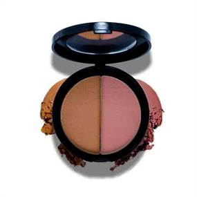 Mineralogie blush duo pressed - Laguna