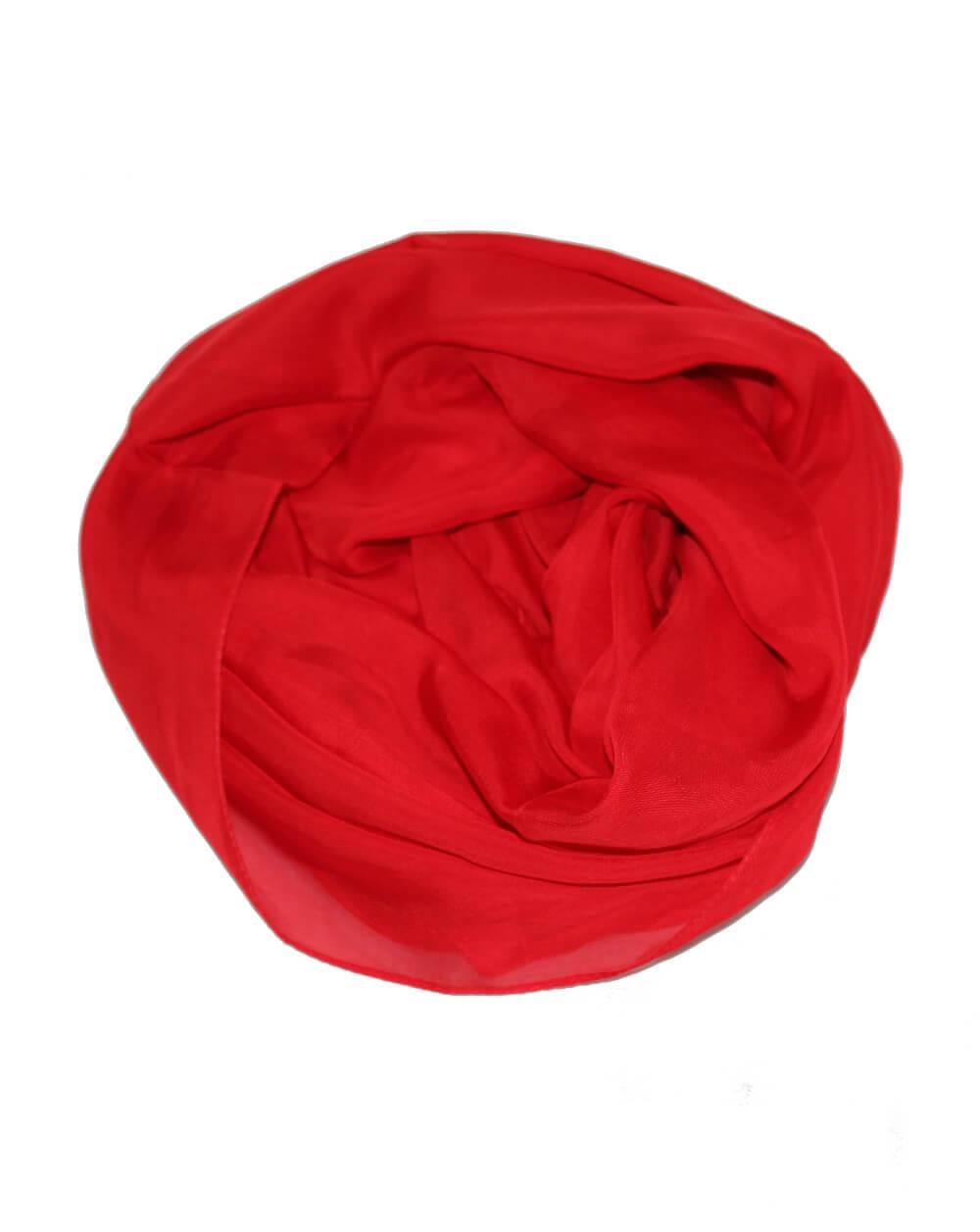 c5c512362b1 Let tørklæde i rød til fast lav online pris hos Smikka.dk!